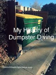 on dumpster diving   essay by   fb books comon dumpster diving   essay by