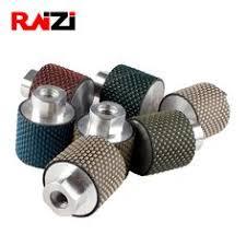 50pcs diamond mounted point dremel rotary tool wheels head dia 2 16mm shank 2 35 3mm head type e tz53
