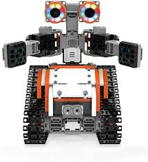 UBTECH JIMU Robot Astrobot Series: Cosmos Kit ... - Amazon.com