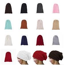 Hats Fashion Leopard Wool Crochet Knit Hats Women Men <b>Winter</b> ...