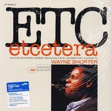<b>Wayne Shorter</b> - <b>Etcetera</b> Tone Poets Vinyl - Vinyl LP - 2019 - EU ...