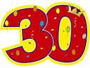 Поздравления с 30 летием девушке короткие прикольные