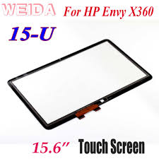 <b>WEIDA</b> LCD Touch Replacement For HP Envy x360 M6 W series m6 ...