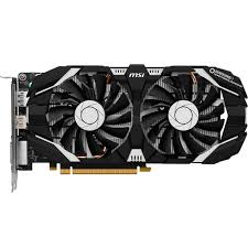 Купить <b>Видеокарта MSI GeForce</b> GTX 1060 6GT OCV1 в каталоге ...