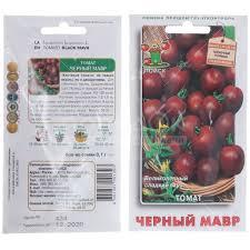 <b>Семена Томат Черный мавр</b>, 0.1 г, в цветной упаковке Поиск в ...