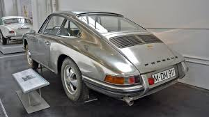 The mystery of the 1967 Porsche 911S with a <b>stainless steel</b> body ...