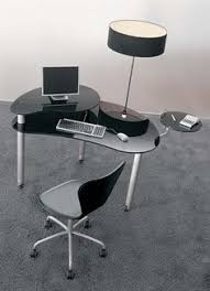 office workspace futuristic ergonomic office chair complete with dark glass small computer table bedroomravishing ergo office chairs durable