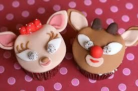 Christmas Cupcake Challenge