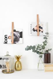 bathroom magazine rack industry diy leather magazine rack burkatron you dont have to use them