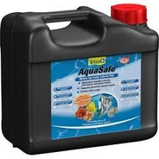 <b>Tetra AquaSafe кондиционер</b> для подготовки воды аквариума - 5 л