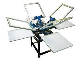 Image result for 6. Silk screen printer