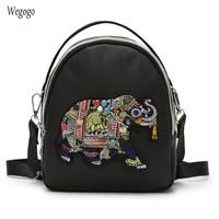 Embroidered backpack - Shop Cheap Embroidered backpack from ...