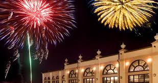 Where to view fireworks in New Jersey on New Year