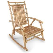 Hammacher Schlemmer | <b>Rocking chair</b>, Chair, <b>Bamboo</b>