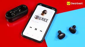 <b>Bilikay V5 TWS Bluetooth</b> 5.0 Binaural Call Earphones - Gearbest.com