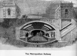 「1863 Metropolitan Railway」の画像検索結果