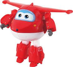 <b>Super Wings Трансформер Джетт</b> YW710210 — купить в ...