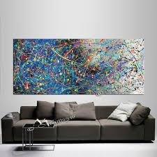 Painting Vintage Beauty 91 <b>Jackson Pollock Style</b>   Etsy