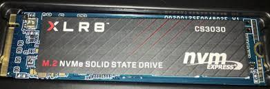 Обзор от покупателя на SSD диск <b>PNY M</b>.<b>2</b> XLR8 CS3030 1000 Гб ...