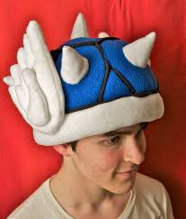 Share this with any Mario Kart fans you know! Like Fanboy Fashion on Facebook too! Mario Kart Hat. Mario Kart Blue Shell Hat - Mario-Kart-Blue-Shell-Hat