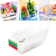 kitchen containers for sale hot sale pcs household refrigerator plastic storage box fresh spacer layer container for the kitchen tool