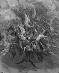 Image result for fallen angels in paradise lost