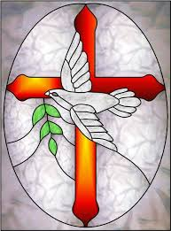 Image result for cross and dove