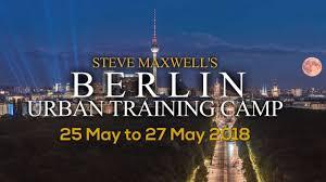 Steve <b>Maxwells's Urban</b> Training Camp Berlin 2018 - YouTube