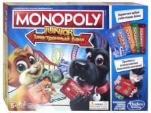 """""""Игра """"<b>Монополия Джуниор</b> с картами"""" (E1842121)"""" купить ..."""