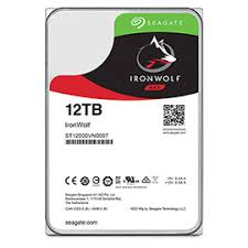 <b>Жесткие</b> диски <b>IronWolf</b> и <b>IronWolf</b> Pro для сетевых хранилищ ...