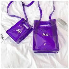 Summer Silica Gel Female <b>Bags Mini</b> Chain Jelly Messenger <b>Bag</b> ...