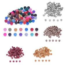 *SuperDeals888* 100pcs/lot Vintage Sealing <b>Wax Tablet Pill</b> Beads ...