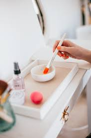 makeup brush types how to clean your brushes using household s squeeze some baby shoo or