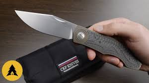 <b>Складной нож CKF</b> Makosha (Lisichka, Veksha 2.0) сталь M390 ...