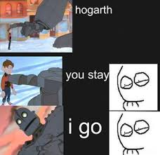 While Watching Iron Giant. by samarth - Meme Center via Relatably.com