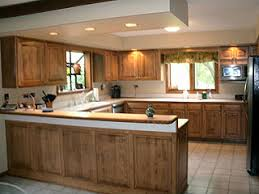 kitchen cabinet refacing and remodeling amish wood furniture home
