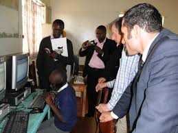 a school for the deaf gets sh m it lab murang a school for the deaf gets sh5 5m it lab