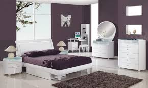 feminine bedroom furniture bed:  white bedroom furniture sets