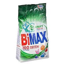 <b>Стиральный порошок BiMax</b> 100 пятен <b>автомат</b> п/у 3кг арт. 922-1 ...