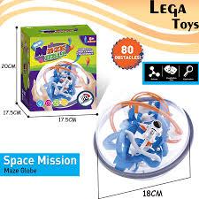 <b>3D</b> Space mission Maze globe Ball <b>Puzzle</b> Toy,Interactive Brain ...