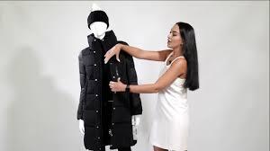 Обзор зимней курточки <b>Clasna</b> CW18D511CW. <b>Jacket</b> winter for ...