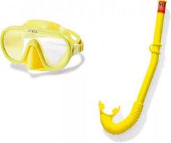 <b>Комплект для плавания Intex</b> ADVENTURER SWIM SET, от 8 лет ...