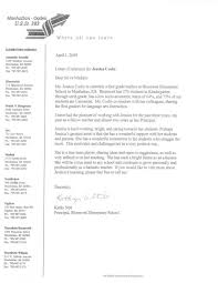 teacher recommendation letter from principal recommendation letter of recommendation from principal