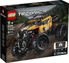 <b>Конструктор LEGO Technic</b> 42099 <b>Экстремальный</b> внедорожник ...