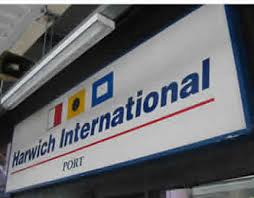 Image result for harwich train