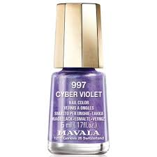 Buy <b>Mavala Cyber Chic Mini</b> Colour Nail Varnish 5ml