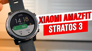 <b>Amazfit Stratos 3</b> / Обзор УБЕР-часов - YouTube