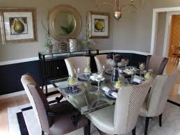 All Glass Dining Room Table Dining Table Glass Top And Modern Dining Sets With Rectangle Glass