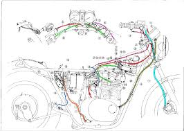 cb750 simplified wiring harness wiring diagram and hernes 1980 honda cb750k wiring diagram and hernes