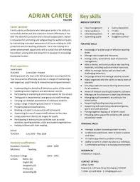 1000 ideas about teacher resume template on pinterest teacher resume templates